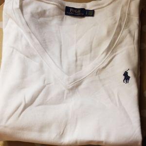 Ralph Lauren tshirt white